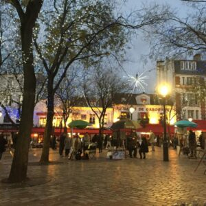 Place du Tertre - Paris
