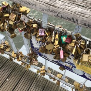 Cadenas d'amour - Paris