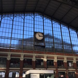 Gare de train - Lille